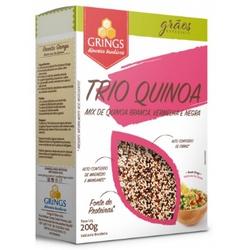 Trio Quinoa 200g - 15632 - Fitoflora Produtos Naturais