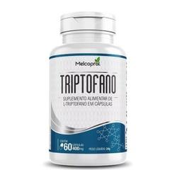 Triptofano 60 cápsulas x 500mg - 16163 - Fitoflora Produtos Naturais