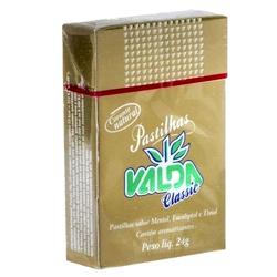 Valda Classic Fliptop 12x24g - 17392 - Fitoflora Produtos Naturais