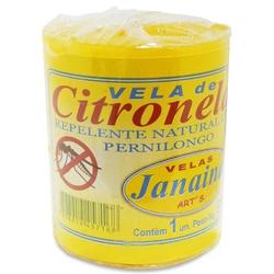 Vela De Citronela 95g - 12718 - Fitoflora Produtos Naturais