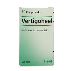 Vertigoheel 50 comprimidos - 13249 - Fitoflora Produtos Naturais