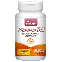 Vitamina B12 60comp x 250mg - 13050 - Fitoflora Produtos Naturais