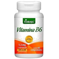 Vitamina B6 60comp x 250mg - 13049 - Fitoflora Produtos Naturais