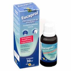 Eucaprol - Óleo Essencial Eucaliptus 30ml - 12965 - Fitoflora Produtos Naturais