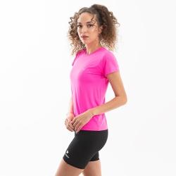 T-shirt Feminina Basic - 282/T-SHIRT FEMININA BASI... - FIT ROOM