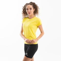 T-shirt Feminina Basic - 659/T-SHIRT FEMININA BASI... - FIT ROOM