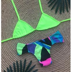 Parte De Baixo Borboleta Color Vibes - 46545 - Flor Do Rio