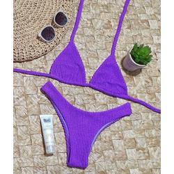 Conjunto Califórnia Mônaco Violeta - 9006 - Flor Do Rio