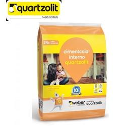 ARGAMASSA INTERNA AC1 20KG QUARTZOLIT - FLUZAO CONSTRUÇÃO