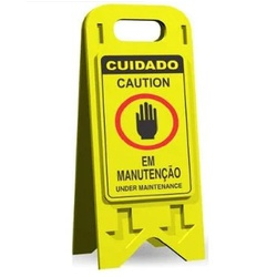 CAVALETE EM MANUTENCAO 20 X 53 - FLUZAO CONSTRUÇÃO