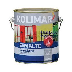 ESMALTE SINTÉTICO KOLIMAR 3,6l - FLUZAO CONSTRUÇÃO