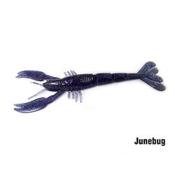 Isca Soft Monster 3x Slow Crab 9cm - 8un. - Focanapesca