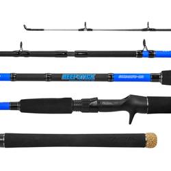 "Vara para Carretilha Daiwa Beef Stick BF562MHFB 15-30lbs 5'6""(1,68m) 2 partes"