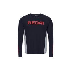 Camiseta Redai Performance Team Preta