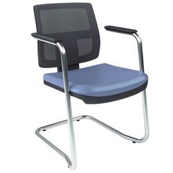 Cadeira Brizza Tela Aproximação S - Plaxmetal - c... - FRANCOLIVETTI