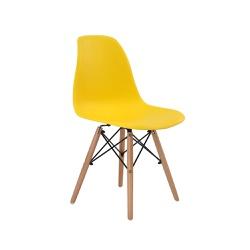 Cadeira Eiffel PP Base madeira - cadeiraeiffelppm... - FRANCOLIVETTI