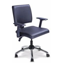 Cadeira Izzi Executiva Giratoria - Plaxmetal - cad... - FRANCOLIVETTI