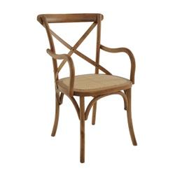 Cadeira Katrina com Braço - cadeirakatrinabraco- - FRANCOLIVETTI