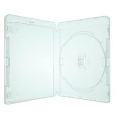 Box DVD Blu Ray Transparente c/100un. - FRANMIDIAS