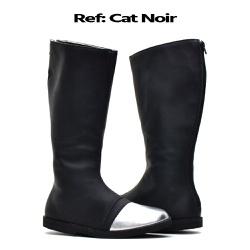 Bota Cosplay Cat Noir - CAT NOIR - FRANPALHAÇO