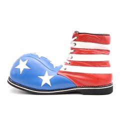 Sapato de palhaço USA cano alto Ref 164 - 164 - FRANPALHAÇO