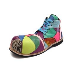 Sapato Palhaço Retalhos ref. 509 - 509 - FRANPALHAÇO
