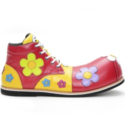 Sapato de palhaça Primavera REF 523 - ref. 523 - FRANPALHAÇO