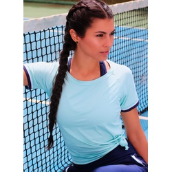 Blusa Fitness Punho Raglan Liso em Microfibra