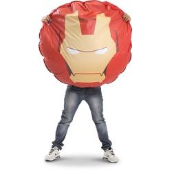 Pufe Ball Homem de Ferro - puff - GOOD PUFES