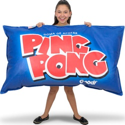 Almofadão Ping Pong - puff - GOOD PUFES
