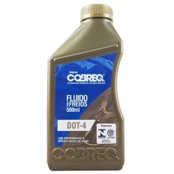 Fluído de Freio DOT 4 - Cobreq 500ml - Grupo Celinho Autopeças