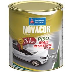 NOVACOR PISO BRANCO 900ML - 2384 - GRUPOCHIQUINHO