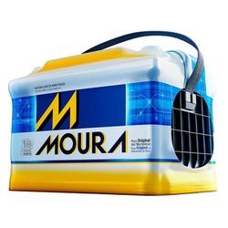 Bateria Moura 60 Amperes - M60GD - GRUPOCHIQUINHO