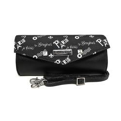 Bolsa Clutch Black Paris Feminina Exclusiva