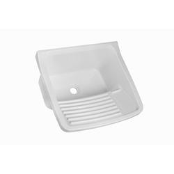 Tanque p/ lavanderia de plástico 22 litros - Astra - Hidráulica Tropeiro