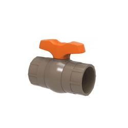 Registro esfera compacto soldável 50mm - Tigre - Hidráulica Tropeiro