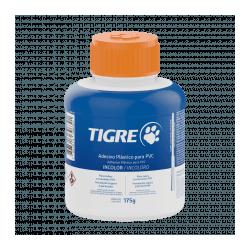 Cola adesiva para PVC 175g - Tigre - Hidráulica Tropeiro