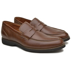 Sapato Loafer Seattle em Couro Troy - 5043 - Hoddi Outlet