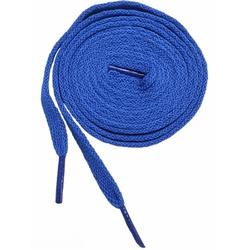 Cadarço Atacador Chato Azul Royal - 150030-011 - IMPEC