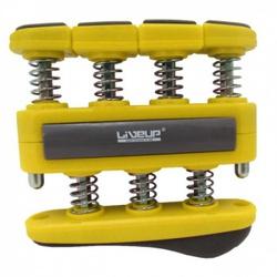 Exercitador De Mãos E Dedos Leve Amarelo - Live Up... - INFINITY LOJA
