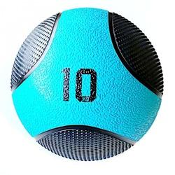 Medicine Ball 10Kg - Live Up - LS3006F-10 - INFINITY LOJA