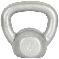 Kettlebell Emborrachado 4Kg - Infinity Fitness - 2... - INFINITY LOJA