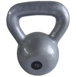Kettlebell Emborrachado 10Kg - Infinity Fitness -... - INFINITY LOJA
