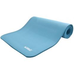 Colchonete em Nbr para Pilates e Yoga Live Up - Az... - INFINITY LOJA