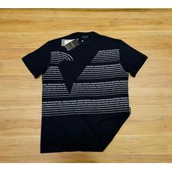 Camiseta Empório Armani Preto Peruana - EA-00605-0... - ATACADOPERUANAS