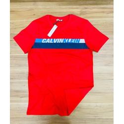 CAMISETA CALVIN KLEIN ESTAMPADA - CK-01106-15 - ATACADOPERUANAS