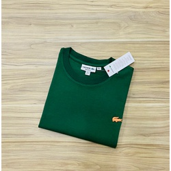 Camiseta Lacoste 3D Básica Verde Escuro - LCT-0040... - ATACADOPERUANAS