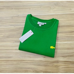Camiseta Lacoste 3D Básica Verde - LCT-00405-03 - ATACADOPERUANAS