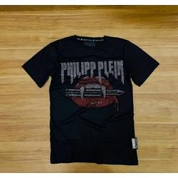 CAMISETA PHILIPP PLEIN (PERUANA) - PP-00903-06 - ATACADOPERUANAS