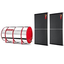 Boiler Solar 400 litros 2 Placas 2 x 1komeco - 2DK... - Itapiscinas
